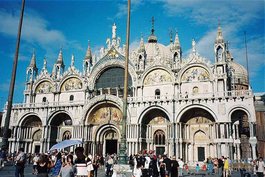 サン・マルコ寺院の画像 p1_26