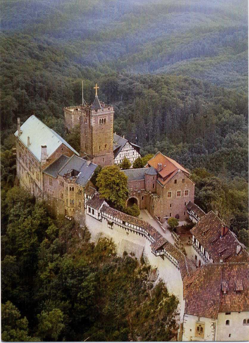 ヴァルトブルク城の画像 p1_23